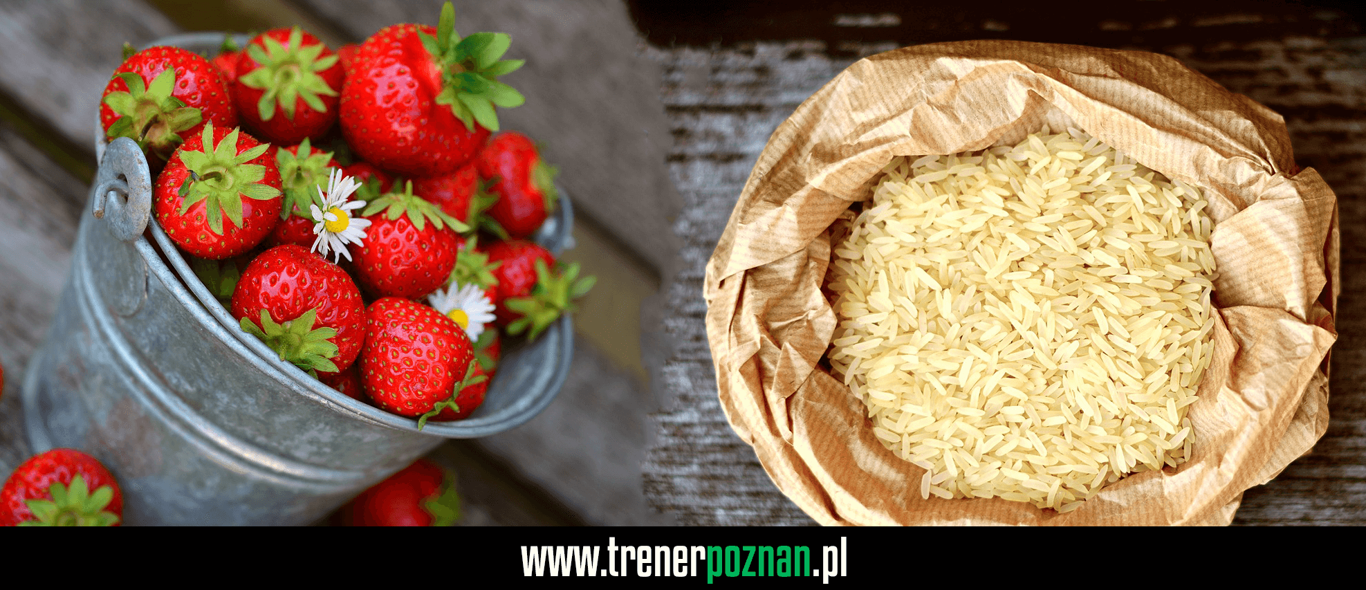 Ponad kilogram truskawek za 100 g ryżu? Kto by pomyślał, ale uczta! – Co warto jeszcze wiedzieć o truskawkach?