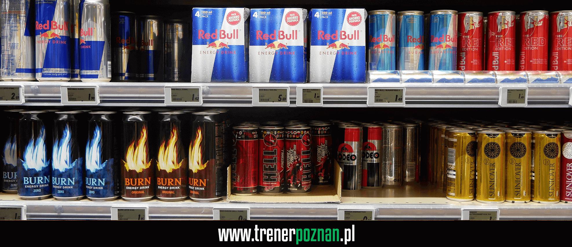 Napoje energetyczne – dawka pobudzenia czy problemów zdrowotnych?
